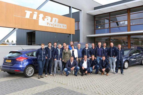 titan projects team