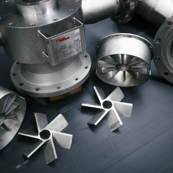 Inline mixers Titan Projects